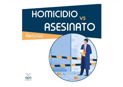 Esquema Homicidio Vs Asesinato (arts. 138 y 139 Código Penal)