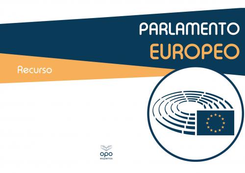 Parlamento Europeo (Recurso - Esquema) [EDITABLE]